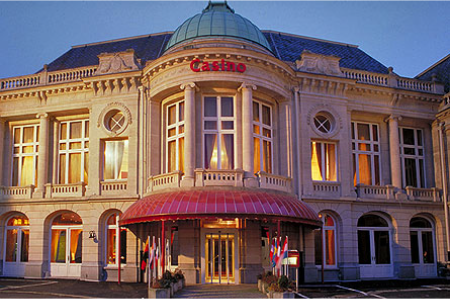 """Casino in Spa (België)"""